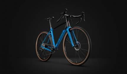 Велосипед Rocky Mountain Solo 50 2021 S black/blue