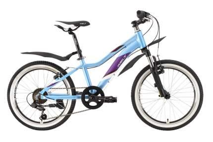 "Велосипед Welt Edelweiss 20 2021 11"" sky blue"