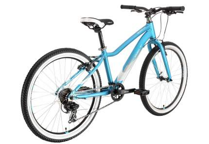 Велосипед Welt Edelweiss 24 R 2021 Tiffany Blue (Дюйм:13)