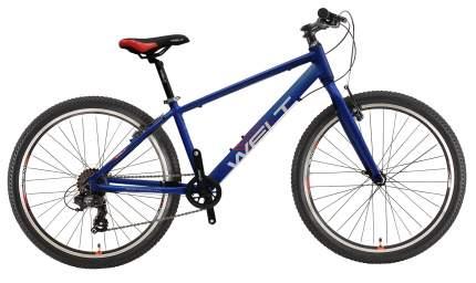 "Велосипед Welt Peak 24 R 2021 13"" matt blue"