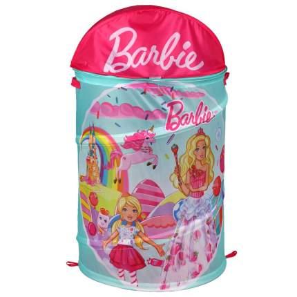 Корзина для игрушек Барби 43 х 60 см Играем Вместе