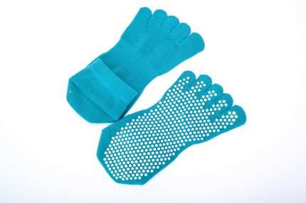 Носки для йоги Bradex SF 0350 р.:35-41 бирюзовый