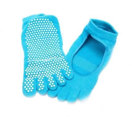 Носки для йоги Bradex р.:35-41 бирюзовый (SF 0209)