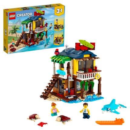 Конструктор LEGO Creator 31118 Пляжный домик серферов