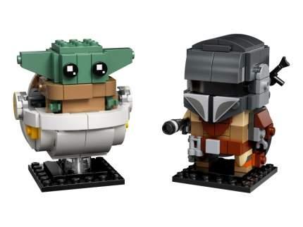 Конструктор LEGO LEGO® Star Wars™ 75317 Мандалорец и малыш