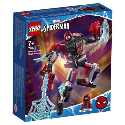 Конструктор LEGO Marvel Super Heroes 76171 Майлс Моралес: Робот