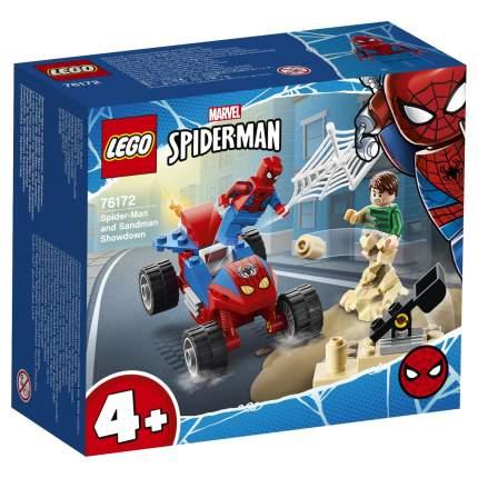 Конструктор LEGO Marvel Super Heroes 76172 Бой Человека-Паука с Песочным Человеком