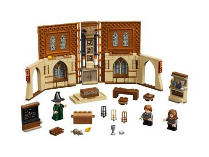 Конструктор LEGO Harry Potter 76382 Учёба в Хогвартсе: Урок трансфигурации