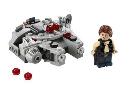 Конструктор LEGO Star Wars 75295 Микрофайтеры: «Сокол тысячелетия»