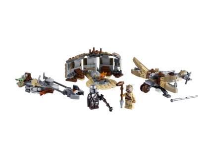 Конструктор LEGO Star Wars 75299 Испытание на Татуине