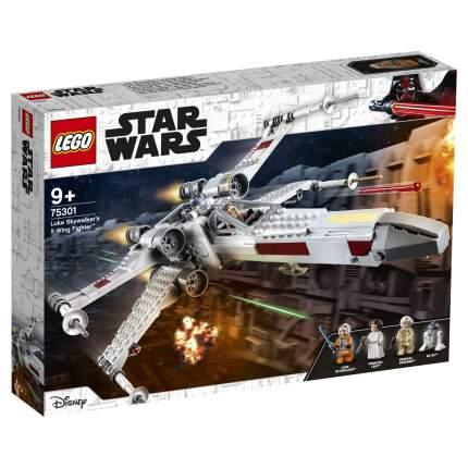 Конструктор LEGO Star Wars 75301 Истребитель типа Х Люка Скайуокера