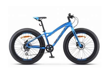"""Велосипед Stels Aggressor D 2019 13.5"""" синий"""