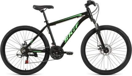 """Велосипед Skif 26 Disc (2021) 17"""" кол.:26"""" черный/ярко-зеленый 15кг (RBKK1M36G002)"""