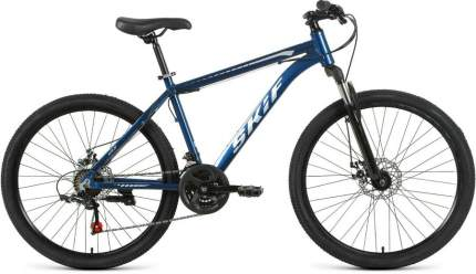 "Велосипед Skif 26 Disc 2021 17"" dark blue/silver"