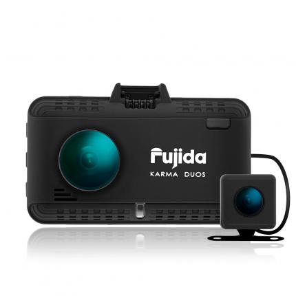 Видеорегистратор Fujida Karma Duos с радар детектором