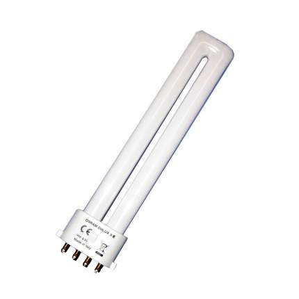 Ультрафиолетовая лампа для аквариума Eheim Osram 11Вт, цоколь 2G7, 21.2 см