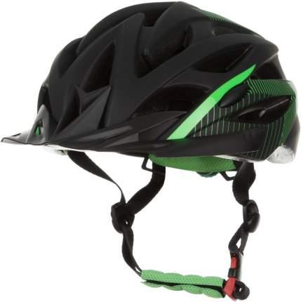 Защитный шлем Stern H-2-W, black/green, M
