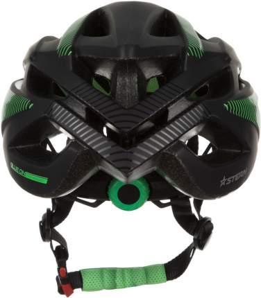 Защитный шлем Stern H-2-W, black/green, L