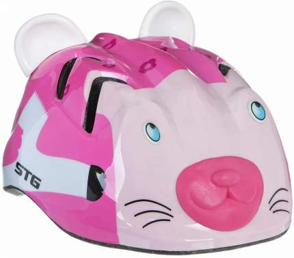 Защитный шлем STG MV7-CAT, pink, S
