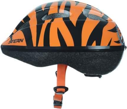 Защитный шлем Stern Helm K1, black/orange, S