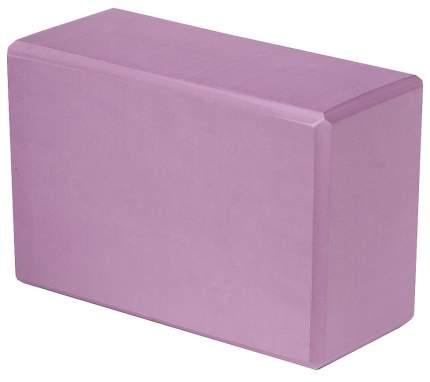 Блок для йоги Atemi AYB02P этиленвинилацетат ш.:228мм в.:152мм т.:76мм розовый