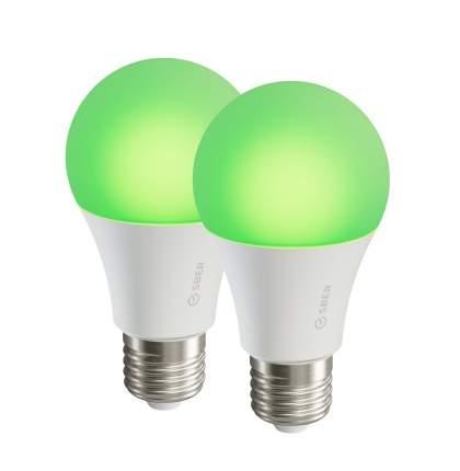 Умная лампа A60 СБЕР/SBER (цоколь E27): LED/RGB/CCT/DIM/WiFi/Bluetooth 2шт