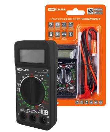 Мультиметр цифровой TDM ELECTRIC М-810В SQ1005-0009