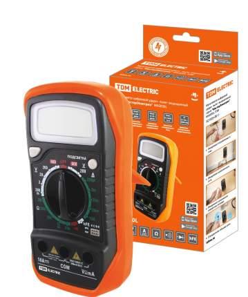 Мультиметр цифровой TDM ELECTRIC MAS830L SQ1005-0011