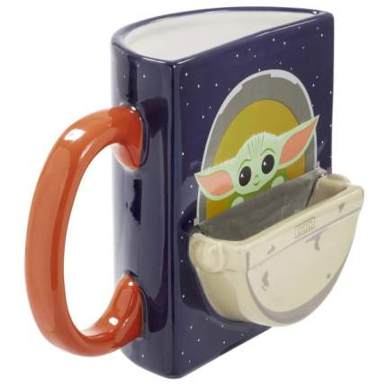 Кружка Funko Star Wars Mandalorian:The Child Drink Time