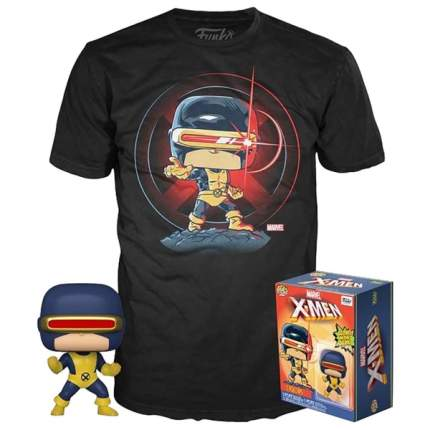 Футболка Funko POP and Tee:Marvel 80th:First Appear. Cyclops (S)