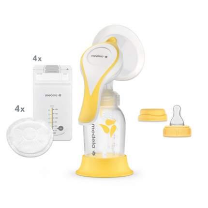Молокоотсос Medela Harmony Essentials Pack ручной двухфазный