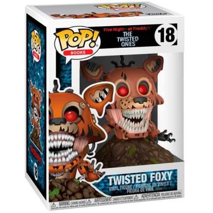 Коллекционная фигурка Funko POP! Vinyl: Books: FNAF: Twisted Foxy