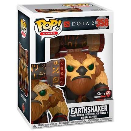 Коллекционная фигурка Funko Dota 2: Earthshaker