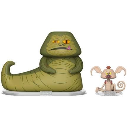 Фигурка Funko POP! Star Wars: Jabba the Hutt; Salacious Crumb