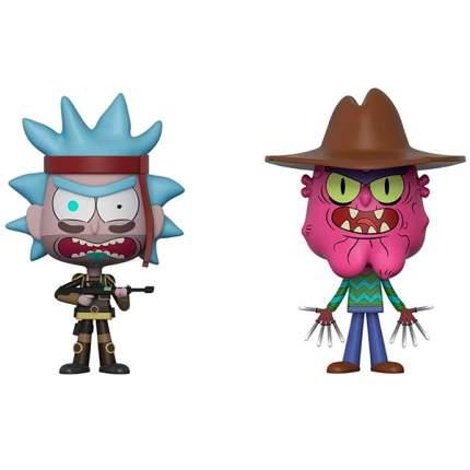 Фигурка Funko POP! Rick and Morty: Seal Rick & Scary Terry