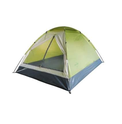 Палатка Green Glade Kenya 2 турист. 2мест. салатовый/черный