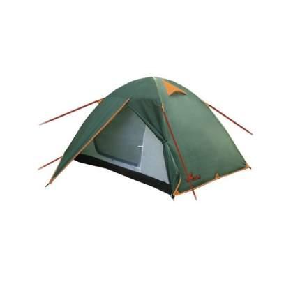 Палатка Totem Tepee 2 (V2) турист. 2мест. зеленый