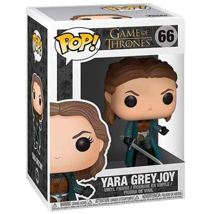 Коллекционная фигурка Funko Game of Thrones S9: Yara Greyjoy