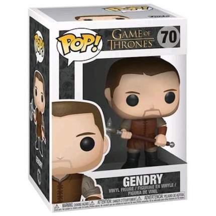 Коллекционная фигурка Funko Game of Thrones S9: Gendry