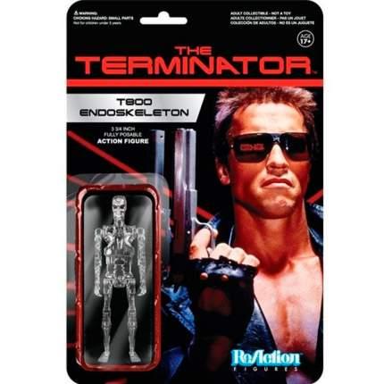 Коллекционная фигурка  Funko Terminator T800 Endoskeleton Reaction
