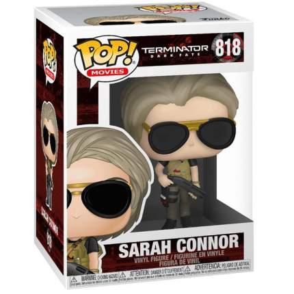 Коллекционная фигурка  Funko Terminator Dark Fate: Sarah Connor
