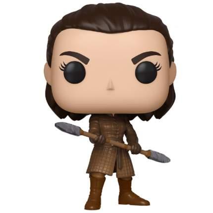 Коллекционная фигурка Funko Game of Thrones: Arya w/Two Headed Spear