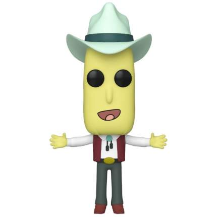 Фигурка Funko POP! Animation Rick and Morty: Mr. Poopy Butthole