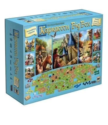 Настольная игра Hobby World Каркассон: Big Box Hobby World