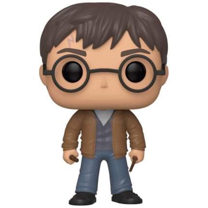 Коллекционная фигурка Funko POP! Harry Potter: Harry w/2 Wands