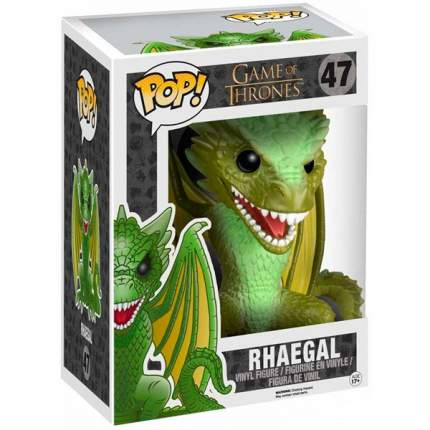 "Коллекционная фигурка  Funko POP! Vinyl: Game of Thrones: Rhaegal 6"""