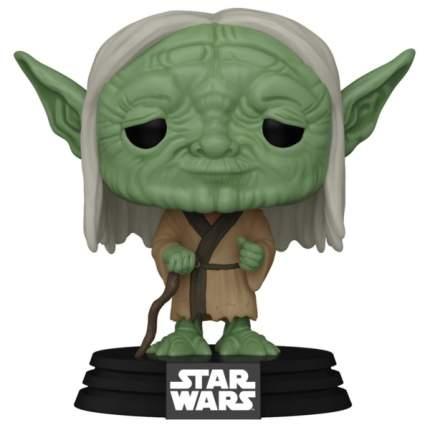 Коллекционная фигурка Funko POP! Star Wars Concept series: Yoda