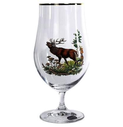"Бокал для пива 550 мл 1 шт ""Охота /Олень"" Crystalex CZ s.r.o."