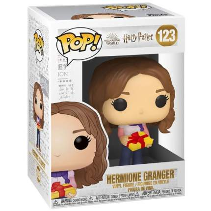 Коллекционная фигурка Funko POP! Harry Potter: Holiday: Hermione Granger
