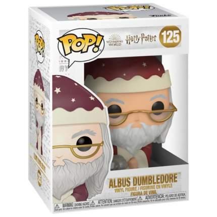 Коллекционная фигурка Funko POP! Harry Potter: Holiday: Dumbledore